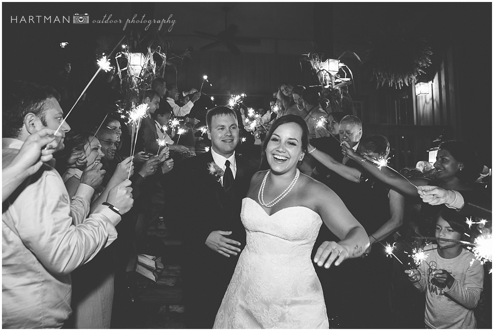 Esmeralda Inn Wedding Recessional