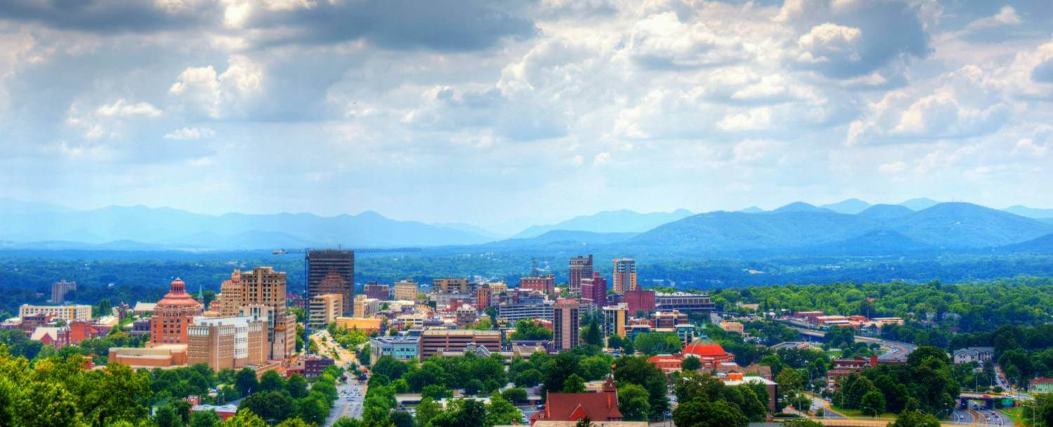 Asheville-Skyline-on-a-Pretty-Day.Thinkstock