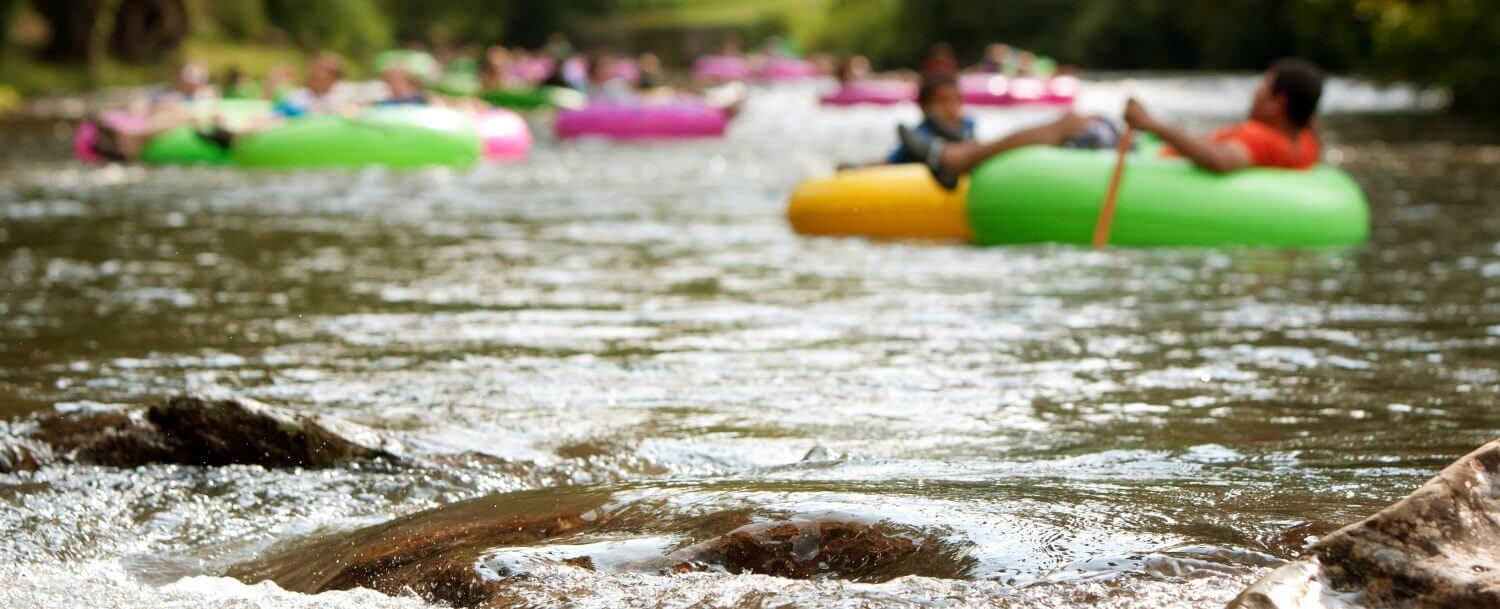 tubing-on-the-river