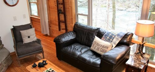Rocky Broad Cabin Couch