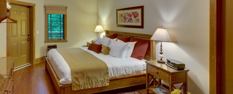 Accommodation at The Esmeralda Inn & Restaurant.