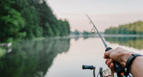 Lake Lure Fishing trip