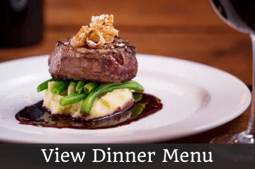 View Dinner Menu