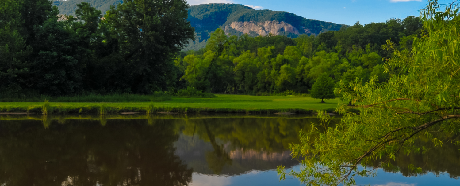 outdoor activities in Lake Lure NC
