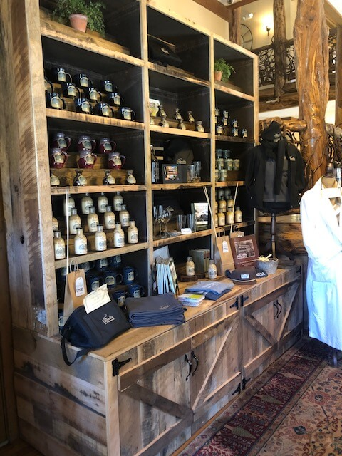 The Esmeralda Pantry Gift Shop