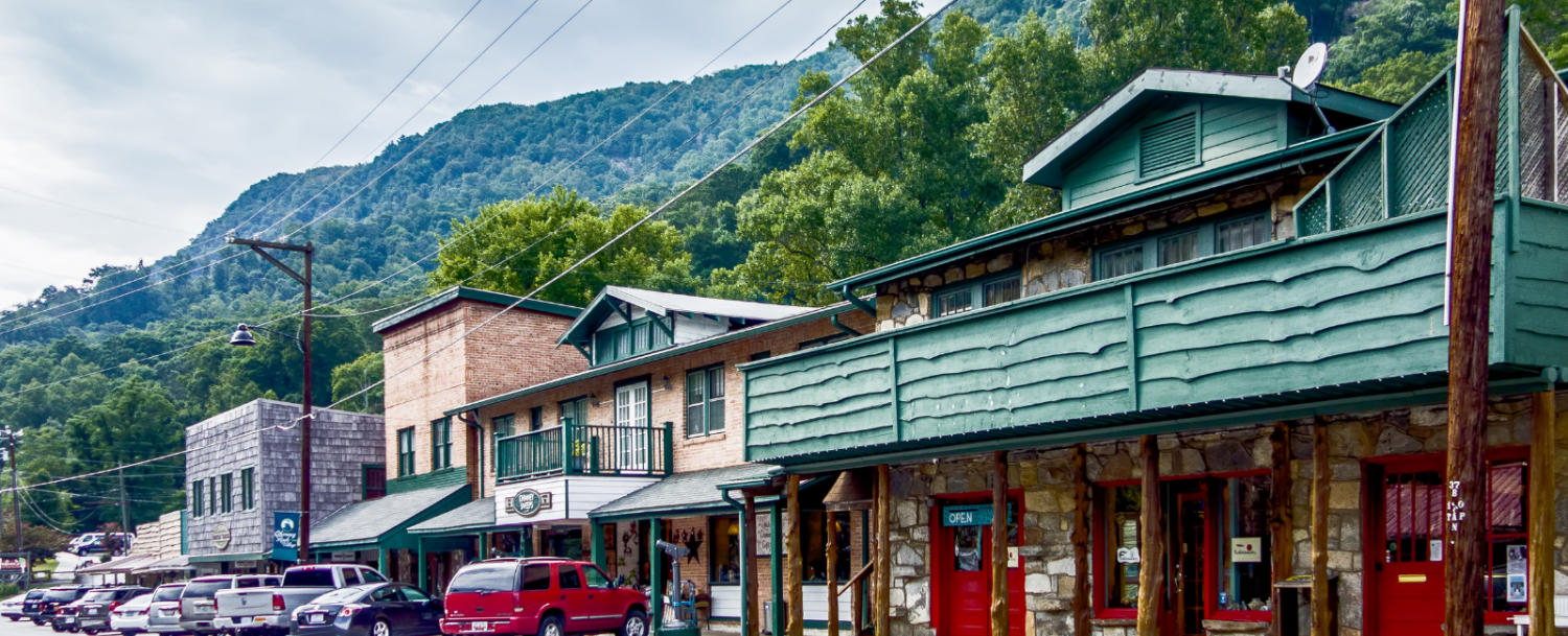 best small towns in North Carolina